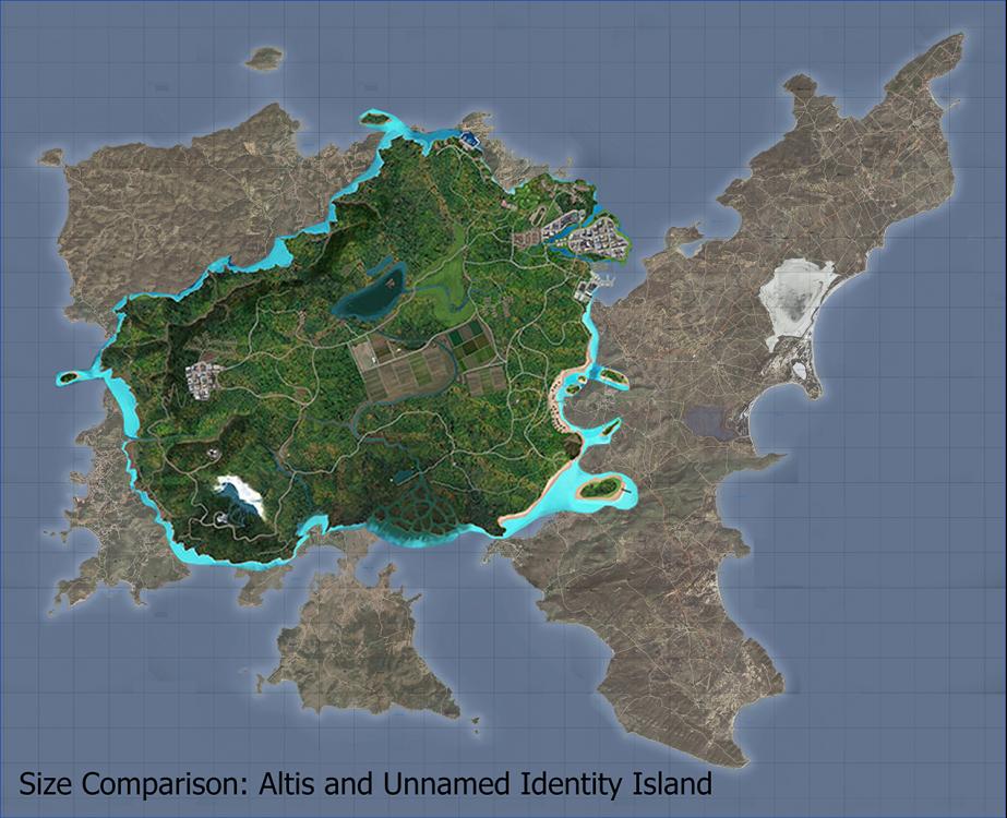 Pubg Map Small Island