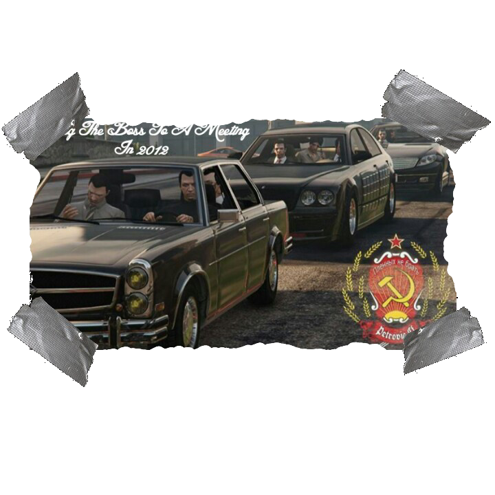 Petrovic Crime Syndicate (Only RP Russian Family) - Gang Initiation