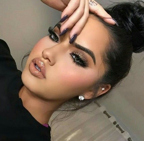 Hair & Eyebrows, Makeup - Ideas & Suggestions