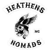 1st Outlaw Motorcycle Club on Identity (Heathens MC) - The