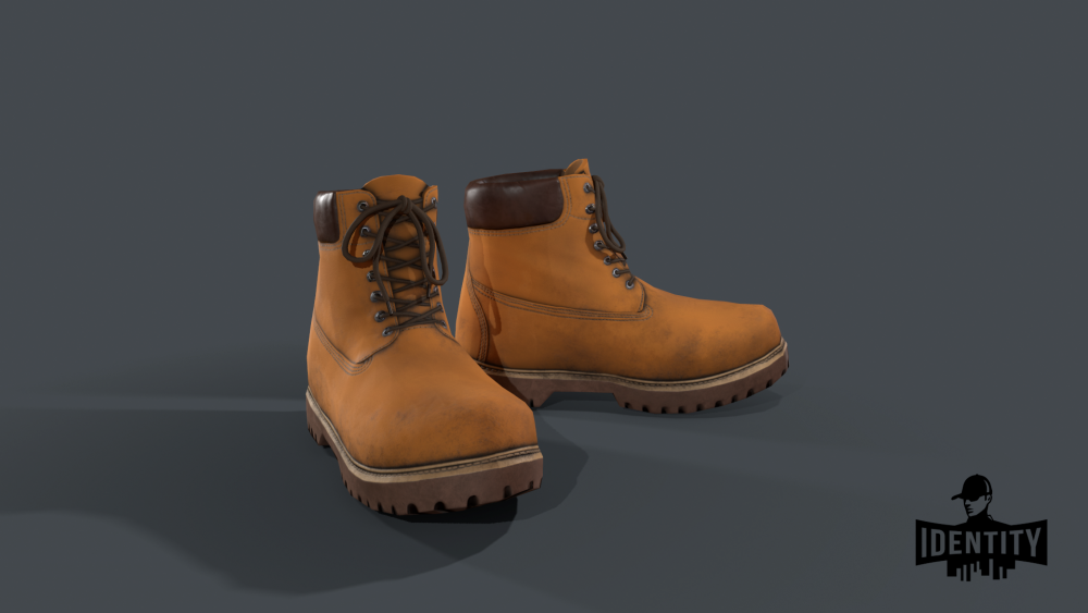 Umut Work Boots.png
