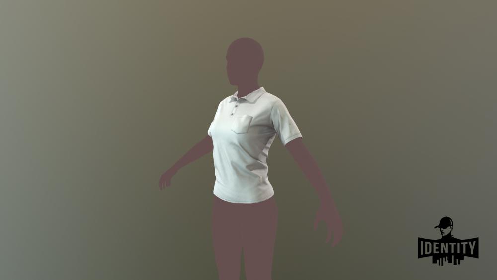 Umut Female Polo Shirt.png