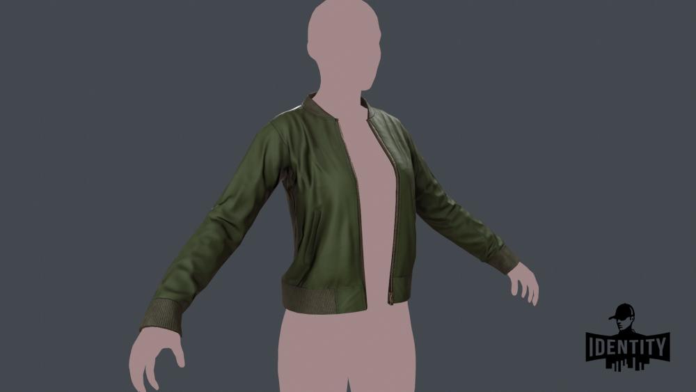 Umut Female Bomber Jacket.png