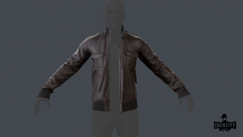 Umut Male Bomber Jacket.png