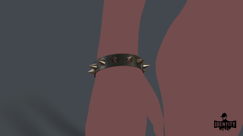 Spiked Wristband 2nd variant.png