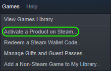 Steam Key Claims